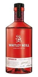 Whitley Neill Raspberry gin miniaturka  0.05l