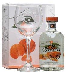 Filliers 28 Tangerine dárková kazeta  0.5l