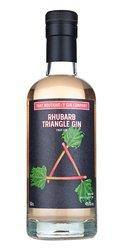 Boutique-y Rhubarb Triangle gin  0.5l