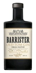 Barrister Old Tom  0.7l