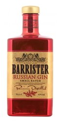 Barrister Russian  0.7l