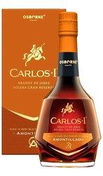 Carlos 1 Gran reserva Amontilado  0.7l