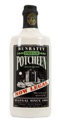 Bunratty Potcheen v keramické lahvi  0.7l
