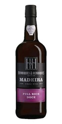 H&H Madeira 3y full rich  0.75l