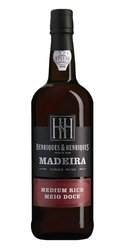 H&H Madeira 3y medium rich  0.75l