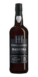 H&H Madeira 5y medium dry  0.75l