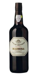 Welsh Brothers madeira   17% 0.75l
