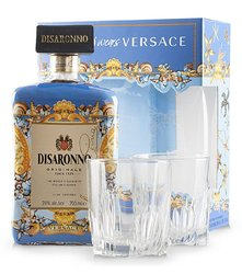 diSaronno wears Versace  0.7l