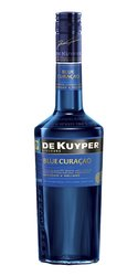 Blue Curacao de Kuyper  0.7l
