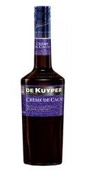 Créme de Cacao dark de Kuyper  0.7l