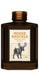 Moose Knuckle Hunter Rum likér  0.02l