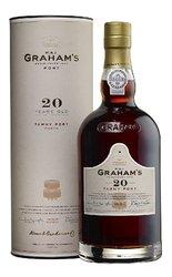 Grahams 20y  0.75l