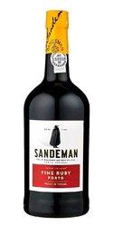 Sandeman ruby  1l