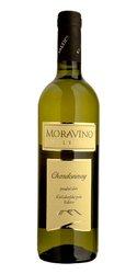 Chardonnay pozdní sběr Moravíno  0.75l