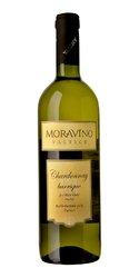 Chardonnay barrique pozdní sběr Moravíno  0.75l