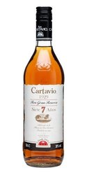 Cartavio 7y  0.7l