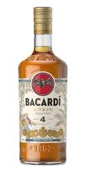 Bacardi Cuatro 4y  0.7l