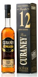 Cubaney 12y  0.7l