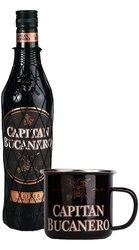 Capitan Bucanero Elixir s originálním hrnkem  0.7l