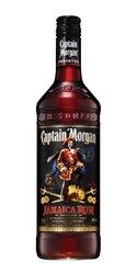 Captain Morgan Jamaica black  0.7l