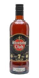 Havana club 7y  0.7l