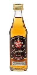 Havana club aňejo especial  miniaturka  0.05l