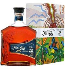 Flor de Caňa 12y Legacy I  1l