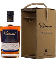 Clément Single Cask Blue 2014 Moka Intense  0.5l