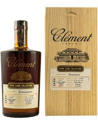 Clement Rare Cask Collection 2002  0.5l