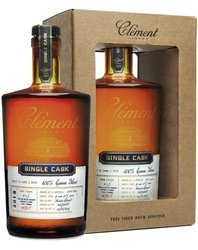 Clément Single Cask 2015 Canne bleue  0.5l
