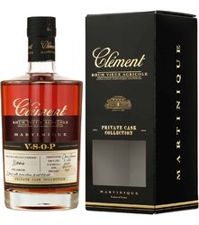 Clement VSOP Private Cask Collection  0.7l