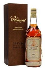 Clément 1976 millesimé  0.7l
