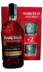 Barcelo Grand Anejo kazeta  0.7l