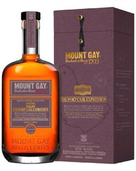 Mount Gay XO Port cask Expression  0.7l