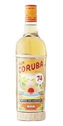 Coruba Dark NPU 74 Overproof  0.7l