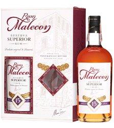 Malecon 15y dárková kazeta  0.7l