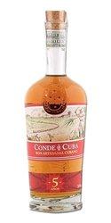 Conde de Cuba 5y  0.7l