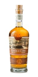 Conde de Cuba 7y new  0.7l