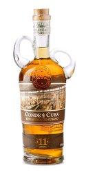 Conde de Cuba 11y  0.7l