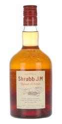 Rhum J.M Shrubb Orange  0.7l