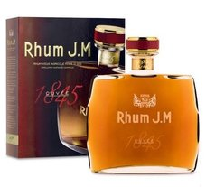 Rhum J.M cuvée 1845  0.7l