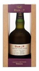 Rhum J.M Cognac cask finish  0.5l