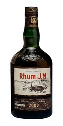Rhum J.M 2003  0.7l