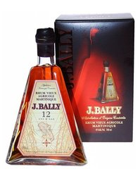 J.Bally Pyramide 12y 0.7l