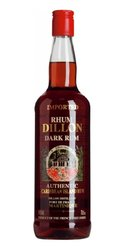 Dillon Dark Cigars reserve  0.7l
