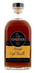 Isautier Arrangé Café vanille  0.5l