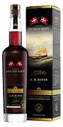 AH Riise Royal Danish Navy 40  0.7l