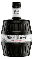 AH Riise Black barrel spiced navy  0.7l