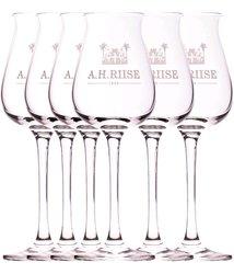 AH Riise sklenička