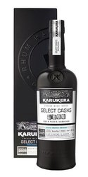 Karukera 2009 Select Casks  0.7l